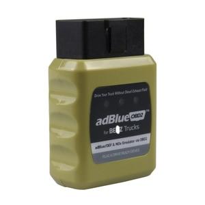 Image 2 - Beste Ankunft Adblue obd2 AdblueOBD2 Emulator Für Mercedes B enz Heavy Duty Truck Adblue obd 2 OBDII Diesel Lkw nox Emulator