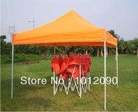 3*4.5 M Alüminyum Alaşım Açık Koşuyolu Gazebo Trade Show Çadırlar Promosyon Çadır Dış reklam çadır
