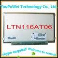 11.6 pulgadas lcd de matriz para samsung chromebook 303c xe303c12-a01 ltn116at06 lcd pantalla portátil delgado