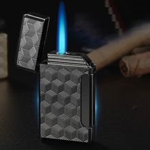 Metal Gas Lighter Windproof Refillable Adjustable Cigarette