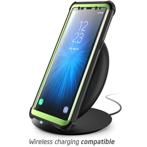 Image 5 - For Samsung Galaxy Note 8 Case Original i Blason Ares Series Full Body Rugged Clear Bumper Case with Built in Screen Protector
