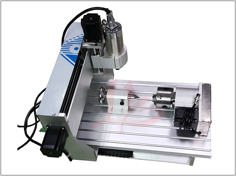1500w cnc machine 3020V 4axis ball screw wood carving machine,high precision cutting machine for wood aluminum pcb board