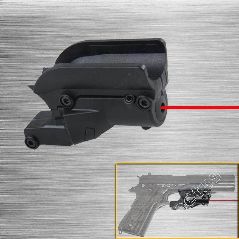 AKMR FOR AK BLACK Softair Airsoft Polymer Magazine Release Extension ...