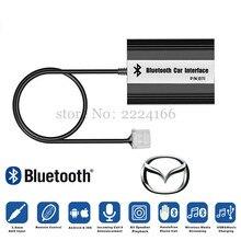 SITAILE Adaptador Bluetooth A2DP de Música MP3 Del Coche para Mazda 2 3 5 6 MX-5 RX-8 MPV Interfaz Sin Pérdida de Calidad de Sonido Reproductor de MP3 Kit de Coche