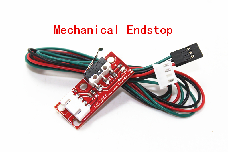 3d printer mechanical endstop switch for reprap rs 75 1pcs high quality mechanical endstop for reprap ramps 1 4 276