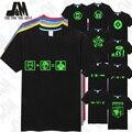 The big bang theory sheldon penny camiseta 100% algodón para hombres t shirt top tee