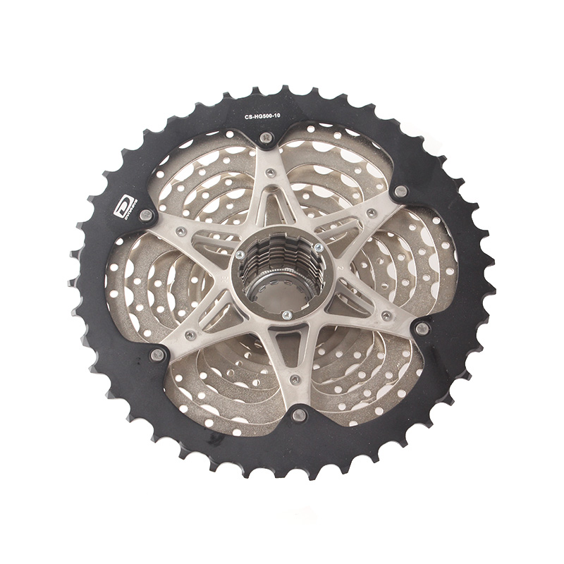 2017 NEW!! Shimano DEORE M6000 10s Speed CS HG500-10 11-42T MTB Cassette