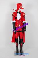 Final Fantasy XIV Red Mage Cosplay Costume velvet made include boots covers ACGcosplay
