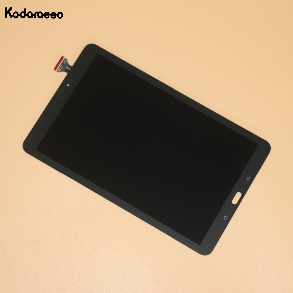kodaraeeo For Samsung Galaxy Tab E 9.6 SM-T560 T560 T561 Touch Screen Digitizer Glass+LCD Display Assembly Panel Replacement touch screen digitizer glass for samsung galaxy tab e 9 6 sm t560 t560 t561 free shipping 100% tested