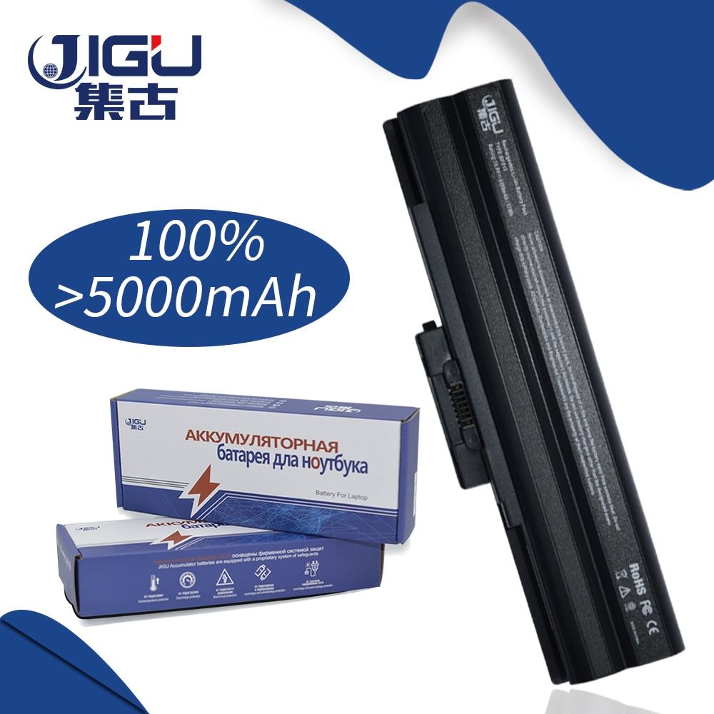 JIGU 5200MAH Laptop Battery For Sony VGP-BPS13 VGP-BPS13/B VGP-BPS13/Q VGP-BPS13A VGP-BPS13A/B VGP-BPS13A/Q VGP-BPS13A/R BPS13AB