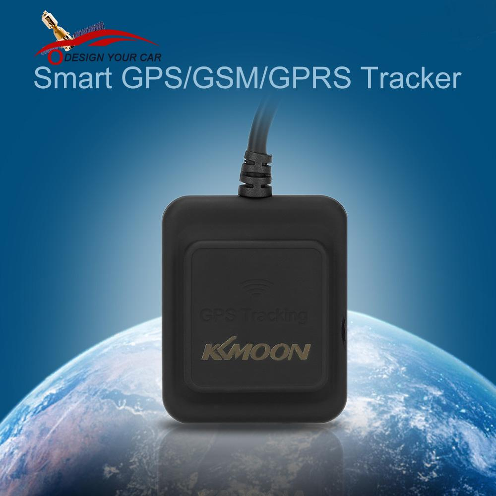 Prix pour Kkmoon Mini GPS En Temps Réel Tracker GSM GPRS de Suivi Device Support SIM 2G/3G/4G pour Auto Véhicule Voiture Moto Vélo Électrique