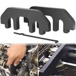 Инструмент для удержания распределительного вала Инструмент для выравнивания синхронизации Держатель инструмент для Ford Edge Explorer F-150 Mustang ...
