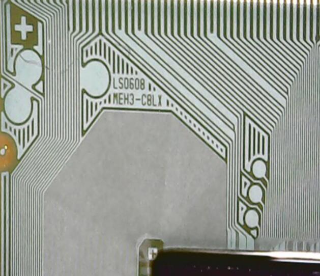 LS0608MEH3-C8LX LS0608-MEH3-C6LX = New TAB COF Módulo IC 5 pcs ou 10 pçs/lote