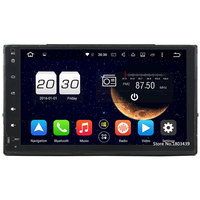 Android 6 0 1 Octa Core 2GB RAM 32GB ROM Car DVD Player Bluetooth FM USB
