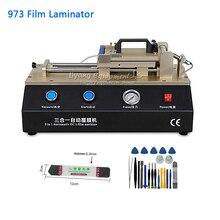 3 in 1 Automatic OCA Film Laminating Machine LY 973 Built-in Vacuum Pump Universal Repair Equipment for cell phone LCD
