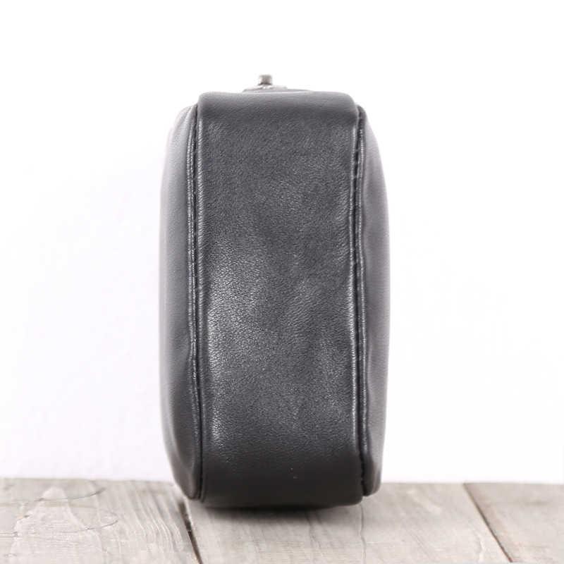 محفظة للعملة الأولى طبقة جلد البقر جلد المرأة البسيطة محافظ الرجال صغيرة محفظة حقيبة المال حقيبة أموال تغيير حقيبة محفظة بطاقة الائتمان