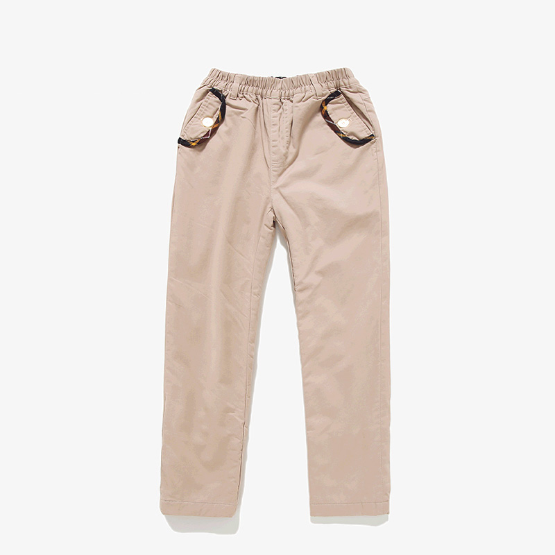 ФОТО T100 Girls's Winter Trousers Thick Warm Pants Kids Clothes Casual Brand Children's Clothing Cotton Cashmere Trousers Baby Pants
