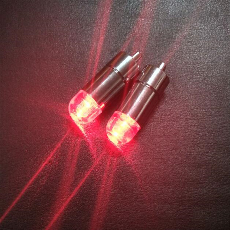 Us 1 32 20 Off 10 Pieces Lot Micro Multi Color Battery Operated Led Party Small Mini Blinking Lights With In Night From