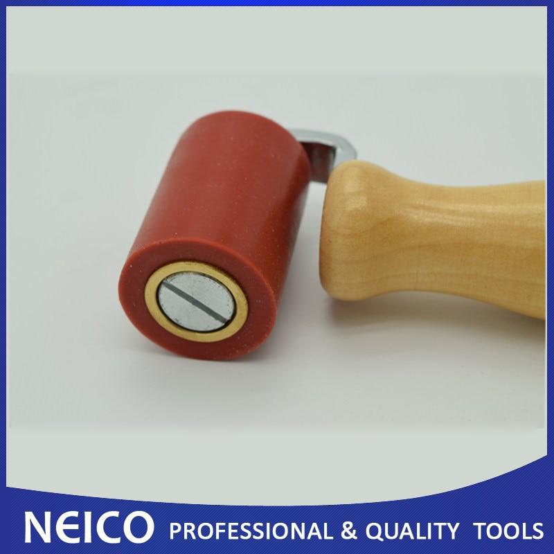 45mm High Heat Silicone Roller Seam Hand Pressure Roller Welding Tool Parts