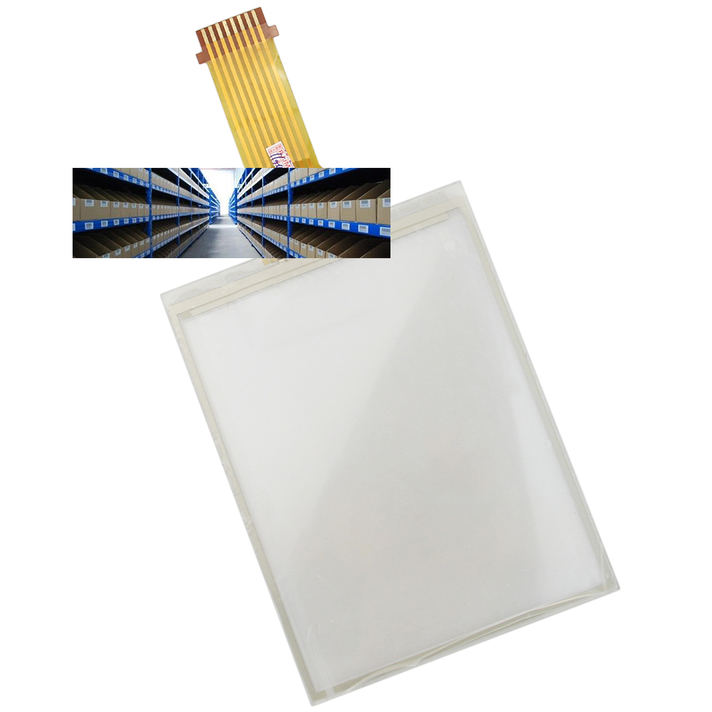 ФОТО 139*104mm For GT GUNZE U.S.P. 4.484.038 KGJ-01  8 Wires Touch Screen Digitizer Panel Glass
