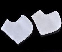 Esfoliante Hidratante Lesão E Proteger Os Calcanhares Calcanhar Calcanhar Silicone Manga Que Aliviar A Pressão E Reparação cuidado de los pies