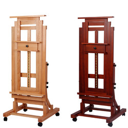 Super Large Easel Caballete Pintura Artist Oil Paint Easel Painting Accessories Wood Stand Multifunctional Easel Painting Stand