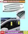 Высокая автомобилей Качество укладки крышка детектор пластиковые Окна стекло Ветер Козырек Дождь/Вс Гвардии Vent 4 шт. для Su6aru Outback 2015