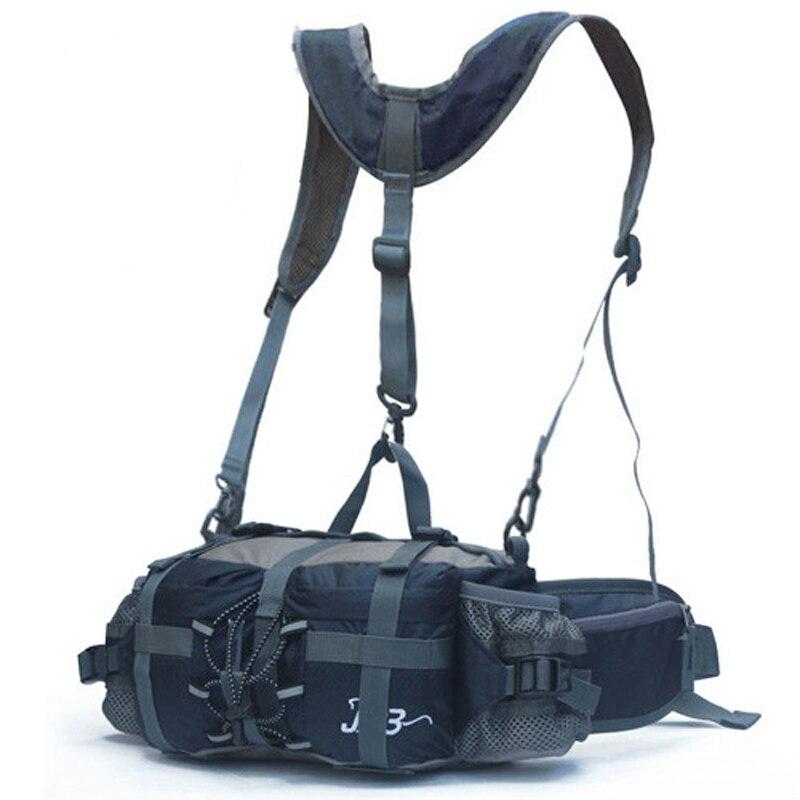 5L Multifunctional Sports Bags/backpack Cycling Hunting sightseeing Waist Bag nylon Waterproof outdoor camera bag nikon D90