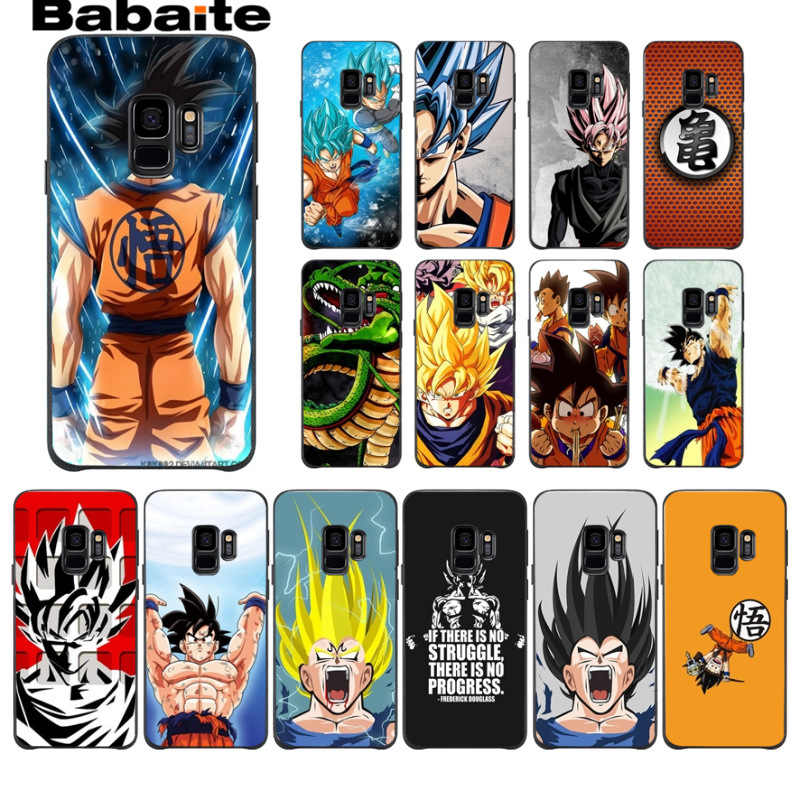 Dragon Ball DragonBall z Phone Accessories Case For Samsung Galaxy s9 s8 plus note 8 note9.jpg q50