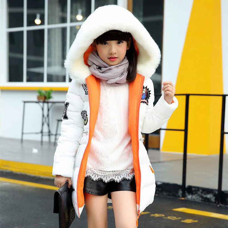 2017 new arrival winter fashion jackets for girls thick hooded cotton coat children princess down jacket warm coat 2017 new fashion winter jacket men long thick warm cotton padded jackets coat parka overcoat casual outwear jacket plus size 6xl