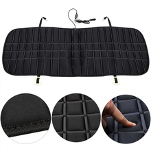 car seat heats the back seat cushion Seat Cover car Rear Seat Heated Cushion Protection Warm Keeping Warmer 12V Winter Heating