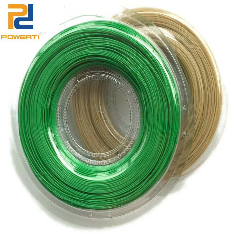 Powerti 1.30mm one reel Tennis String Polyester Training Tennis Racket String for Beginner Tennis Player 200m free shipping alpha brand s2 polyester tennis string reel string 200m reel tennis racket tennis racquet