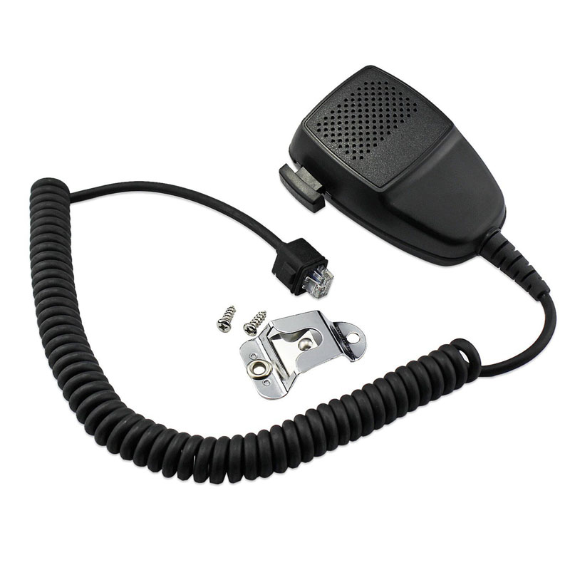 Handheld 8pin Plug HMN3596A Speaker PTT Mic <font><b>Microphone</b></font> for <font><b>Motorola</b></font> GM950 <font><b>GM300</b></font> GM338 GM360 GM3688 PRO5100 Car Mobile Radio image