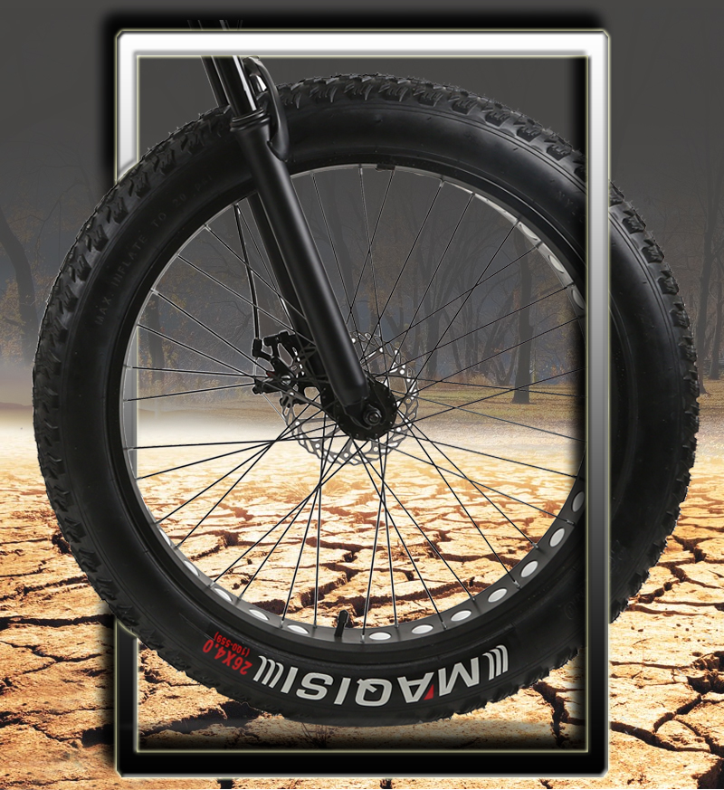 HTB1tFtqKeuSBuNjy1Xcq6AYjFXaC wolf's fang Mountain Bike bicycle fat bike 21 speed Aluminum alloy frame 26 inch  road Snow bikes Man Free shipping