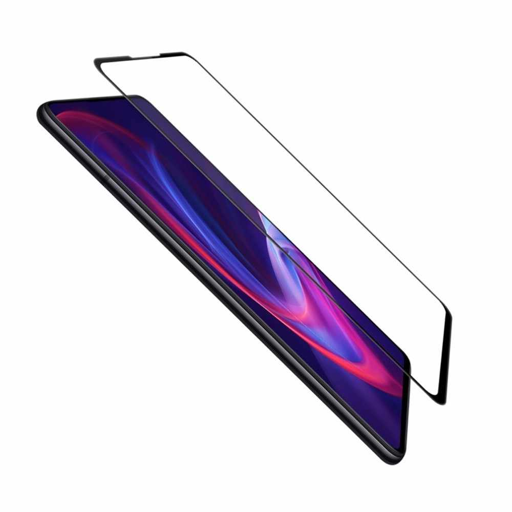 9D vidrio templado para Xiaomi mi 9 T Pro mi 9 T mi 9 T Pro 9 SE 9SE completa cubierta de pegamento película protectora rojo mi K20 Pro Protector de pantalla