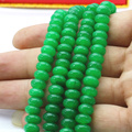 5x8mm Light green aventurine jasper abacus shaped loose beads 15inches high quality DIY women jewelry making free shipping