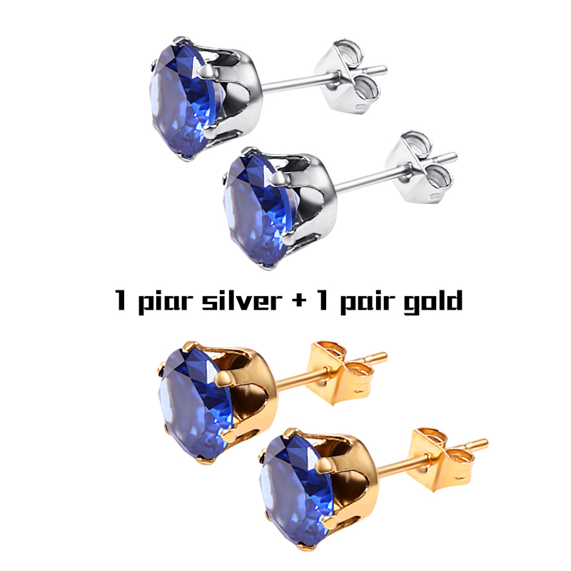 Pair Silver and Gold-6