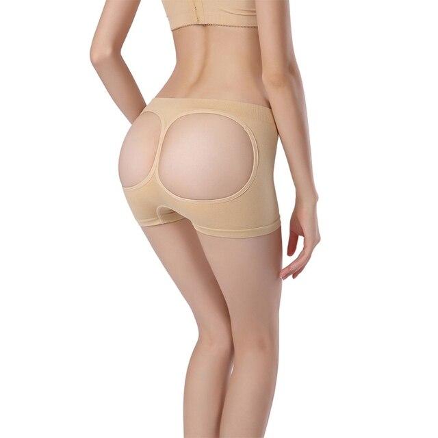 682ad826d Women Shaperwears Sexy Butt Lifter Panty Body Enhancer Tummy Control Panties  Briefs Underwear Booty Body Shaper Top