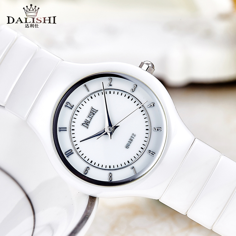 DALISHI Brand Women Watches Fashion Casual Ladies Quartz Watch Reloj Mujer 30M Water Resistant Famale Digital Dial Wristwatch fenix hp25r 1000 lumen headlamp rechargeable led flashlight
