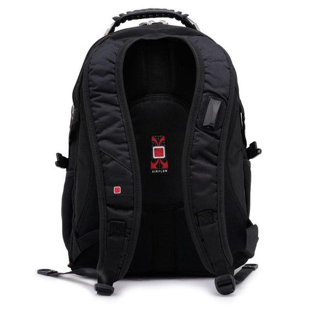 MAGIC UNION Man's Backpacks Men's Luggage & Travel bags Oxford Men Laptop Backpack Waterproof Mochila Masculina 15 Inch 4