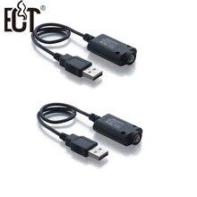 Эго evod e ciagrette Зарядное устройство usb кабелем длиной для эго-t X6 Батарея evod твист 510 электронные сигареты kit бесплатная доставка