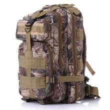 2017 Men Women Outdoor Military Army Tactical Backpack Trekking Sport Travel Rucksacks Camping Hiking Camouflage Bag
