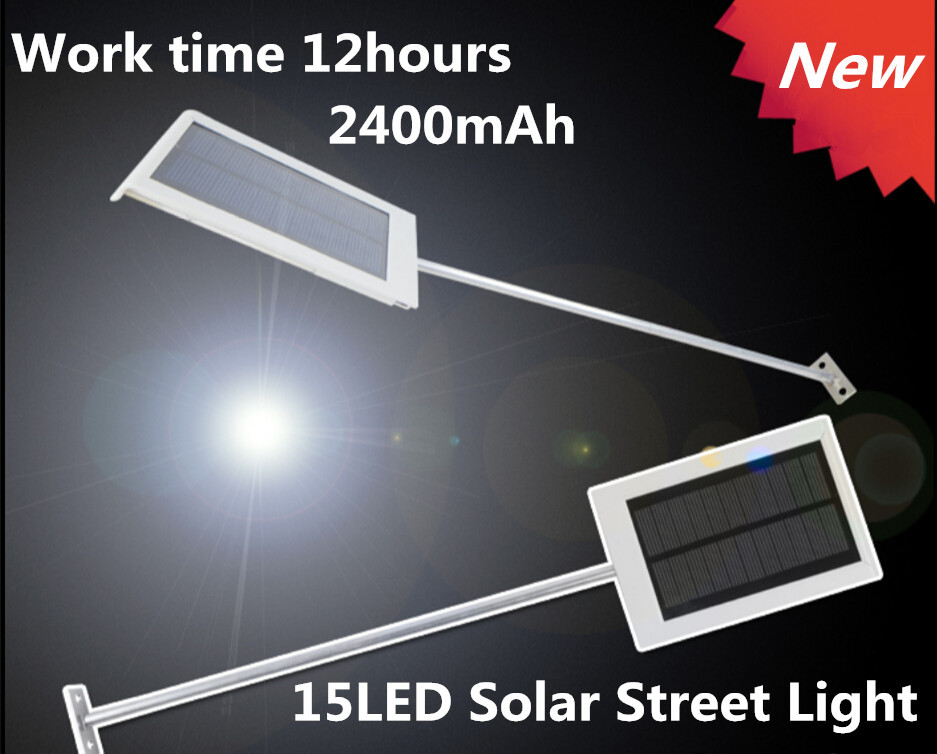 Upgraded 15 LED Solar Sensor Lighting Solar Lamp Powered Panel Street Light Outdoor Garden Path Wall Emergency Lamp Spot Light 5 pieces lot solar powered panel led street light solar lighting outdoor path wall emergency lamp security flood light