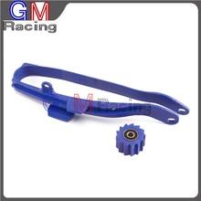 Chain Slider Guide Swingarm Roller For YAMAHA WR250F 15-16 WR450F YZ250F YZF250 09-17 YZ450F YZF450 09-17 motorcycle Dirt Bike