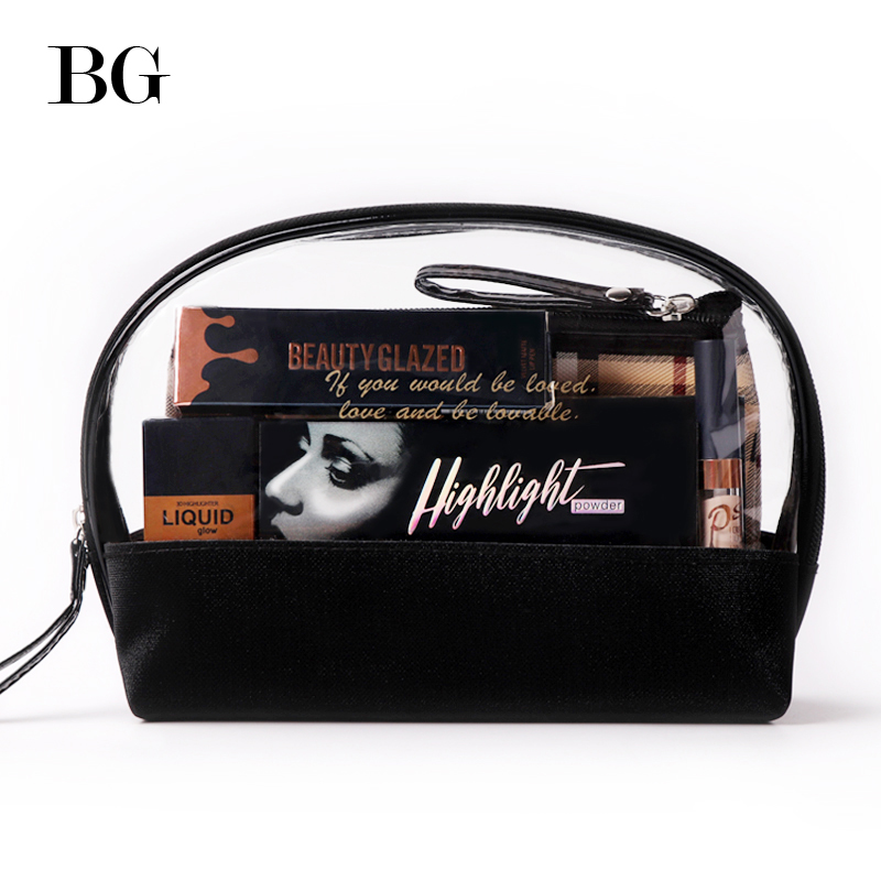 BEAUTY GLAZED Professional Make up Set Lipstick Eyeshadow Pallete Foundation Lipgloss set Concealer with Cosmetic Bag Makeup Kit