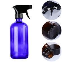 250/500ml Portable Empty  Glass Spray Bottle Essential Oil Cleaner Refillable Liquid Atomizer Makeup Perfume Sprayer Container цена в Москве и Питере