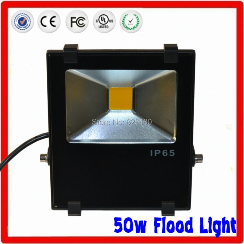 LED Floodlight 50w LED Flood light Ac85-265v Spotlight Outdoor lighting tunel light Waterproof ip65
