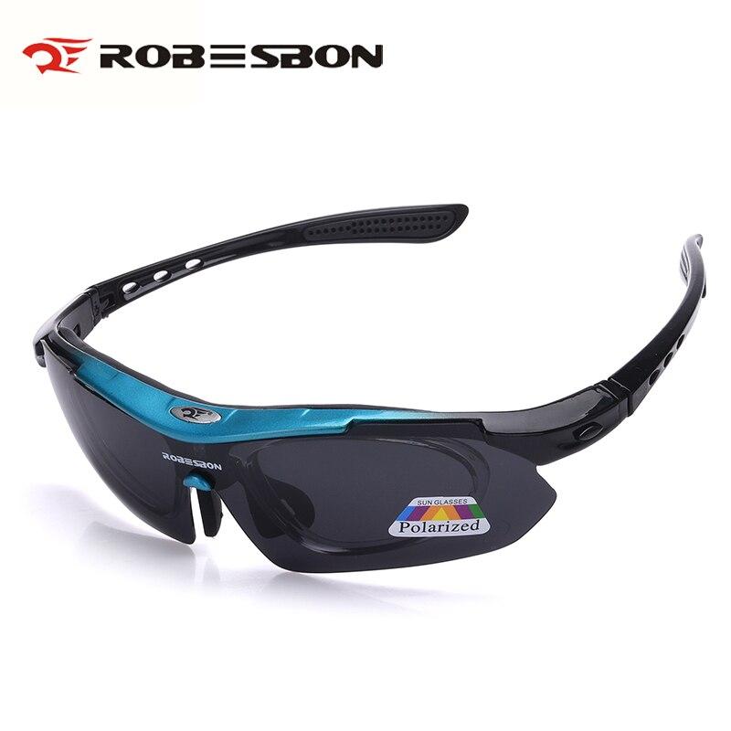 Prix pour ROBESBON photochromique cyclisme lunettes polarisées hommes cyclisme uv400 points montures de lunettes de protection lunettes de soleil lunettes de vélo