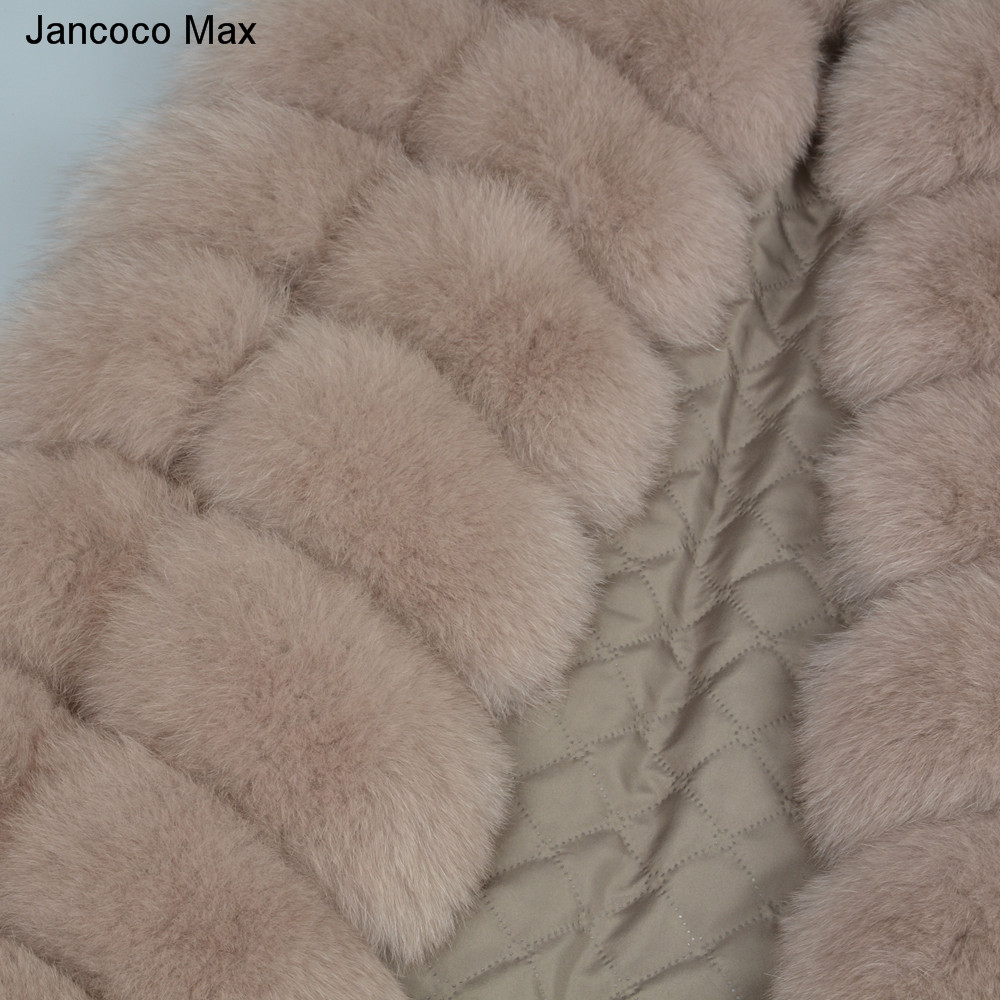 Women 39 s Real Fox Fur Vests Fashion Style Gilets Lady Thick Warm Winter Fur Waistcoat S7251 in Real Fur from Women 39 s Clothing