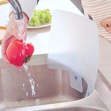 1 шт. защита от брызг воды присоска брызг воды перегородка бассейн доска раковина полка кухня мытье блюдо фрукты овощи анти-вода доска